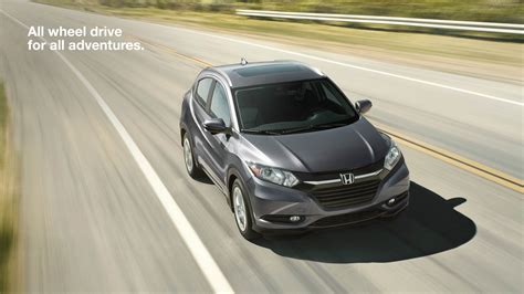 honda finanial services the all new 2016 hr v crossover honda canada