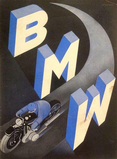 Hi Mm 3h vintage bmw posters petrolicious