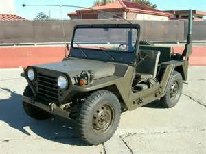 willys ford kaiser jeep am general m151 the wheels
