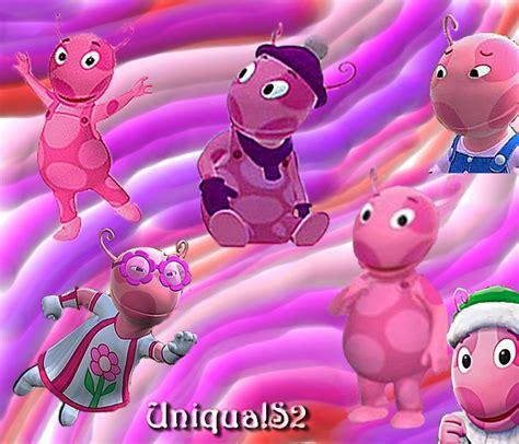 Backyardigans Pink Uniqua S2 By Backyardigansgs On Deviantart