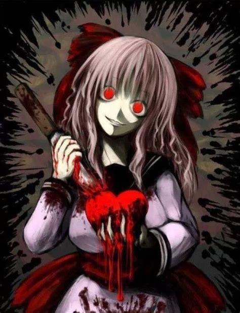 imagenes anime de terror im 225 genes de animes de terror para compartir animes de amor