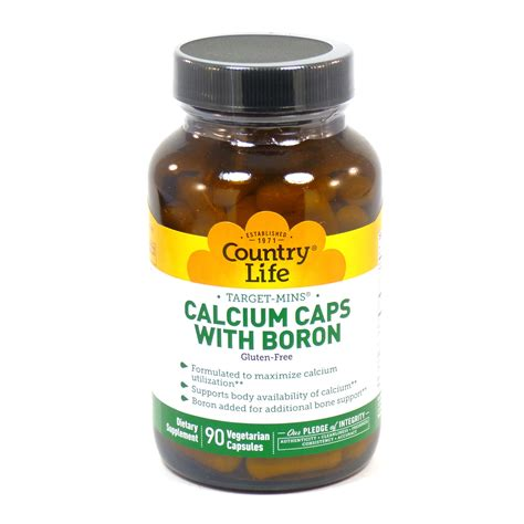 Pupuk Calsium Boron calcium with boron by country 90 tablets