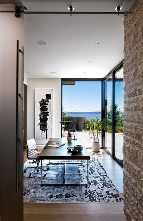cool home offices  stunning views digsdigs