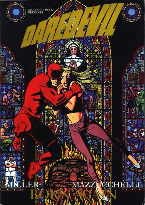 daredevil born again review daredevil born again tp marvel big comic page