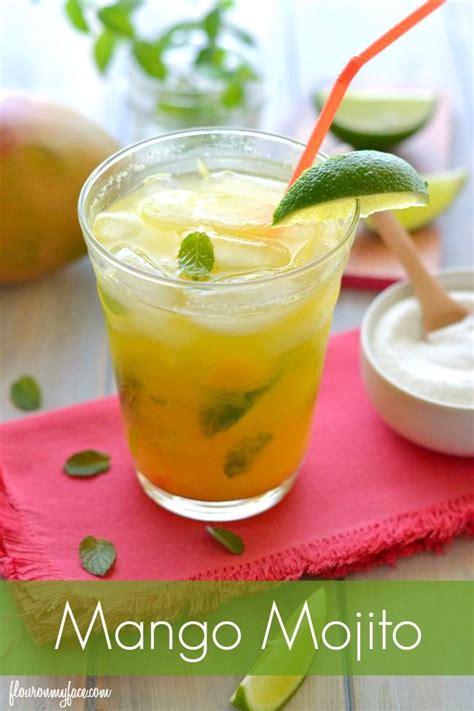 mango mojito recipe mango mojito recipe mango mojito mojito and recipes