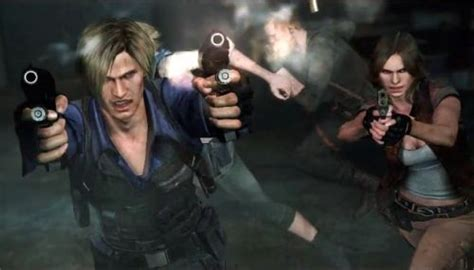 resident evil 6 couch co op co optimus video resident evil 6 tgs trailer is action