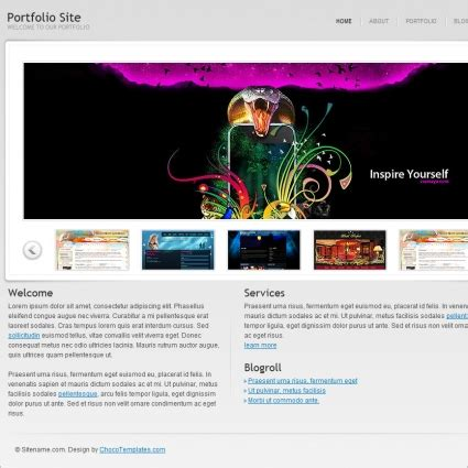 portfolio layout templates free download blog archives turbabitray