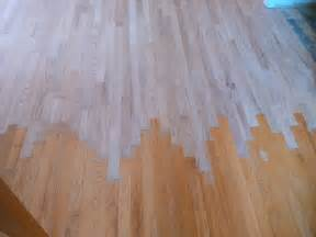 white stained hardwood floors floor sand and stain
