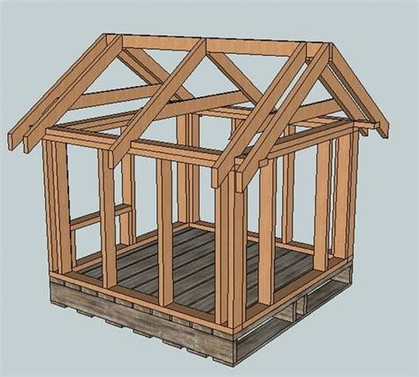 how to build a dog house free plans how to build a pallet dog house in a perfect manner
