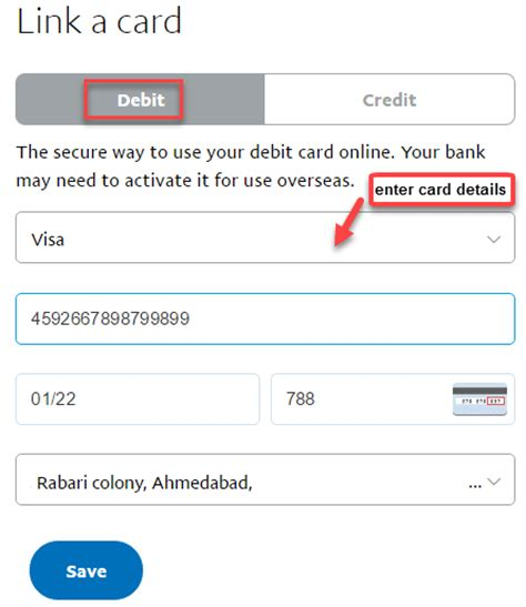 how to make paypal account with debit card how to link sbi debit card with paypal alldigitaltricks