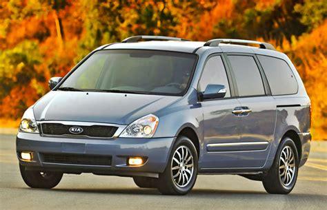2013 Kia Minivan Kia Sedona Not Returning For 2013 Replacement Coming For