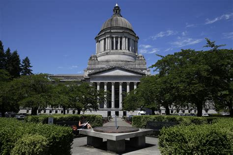 Washington State Records Ap Other Media Sue For Info From Washington State Lawmakers