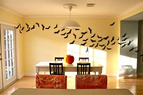 Decorating Ideas For Wall Cutouts Bats Decoration Made Everyday