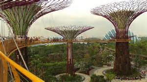 Singapore s gardens by the bay blue fairy pipe dreams