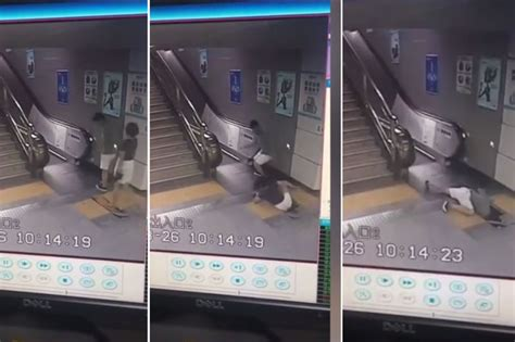 detik video video ngeri ini detik detik seorang perempuan tertelan