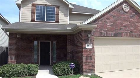 houses for rent converse tx quot homes for rent in converse texas quot 4br 2 5ba by quot liberty management quot youtube