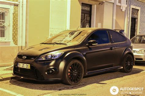 2019 Ford Focus Rs500 by Ford Focus Rs 500 2 February 2019 Autogespot