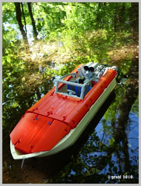 lego rc boat instructions moc rc boat lego technic and model team eurobricks forums