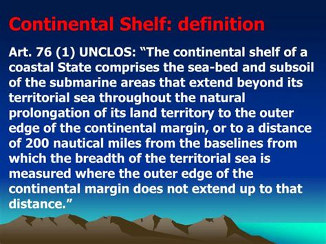 ppt unclos powerpoint presentation id 1631555