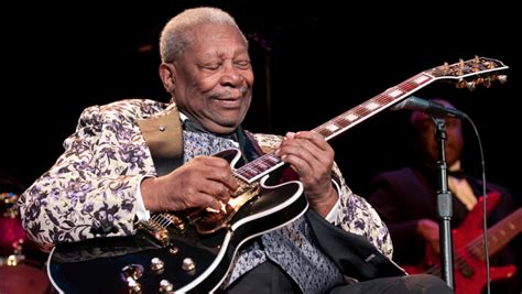 B B King r i p b b king legendary blues guitarist has died