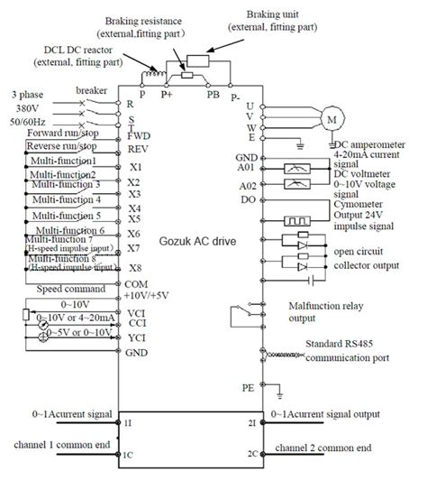 ac drive wiring diagram 23 wiring diagram images