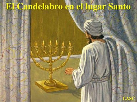 candelabro del tabernaculo conf exodo 25 31 40 ex no 25c estudio sobre el