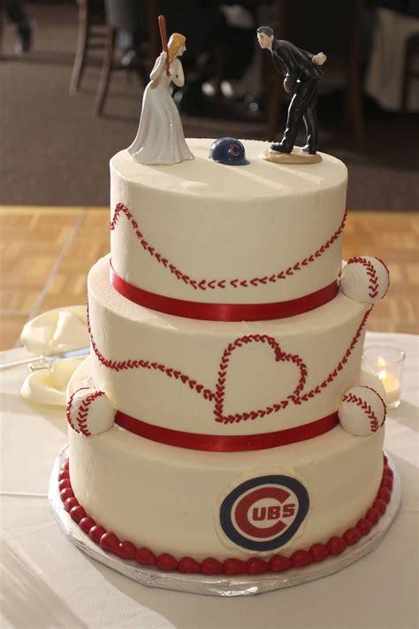 chicago cubs baseball wedding cake chicago cubs baseball wedding cakes chicago