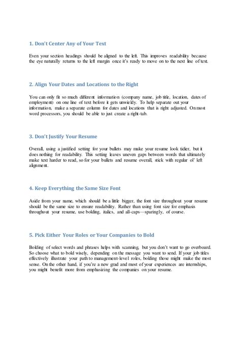 things to include in a resume best career search resumes images on