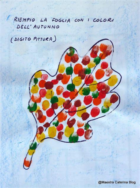 il libro delle maestra caterina autunno il libro della foglia rossella
