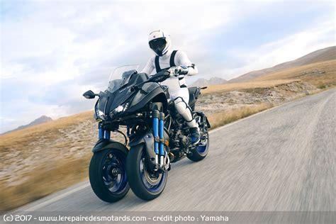 Yamaha Motorrad öl by Moto 3 Roues Yamaha Niken