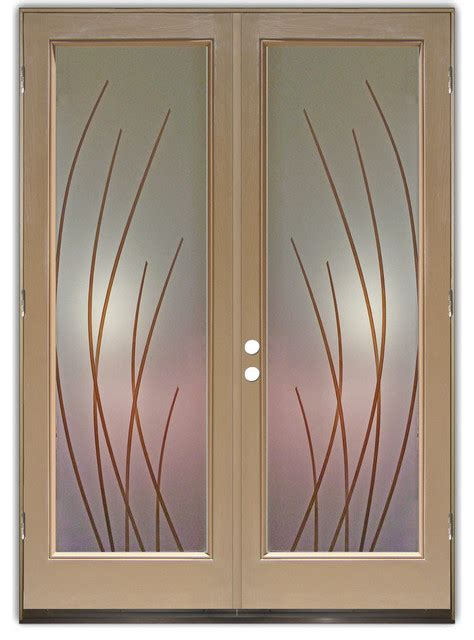 glass door designs glass doors frosted glass front entry doors sleek