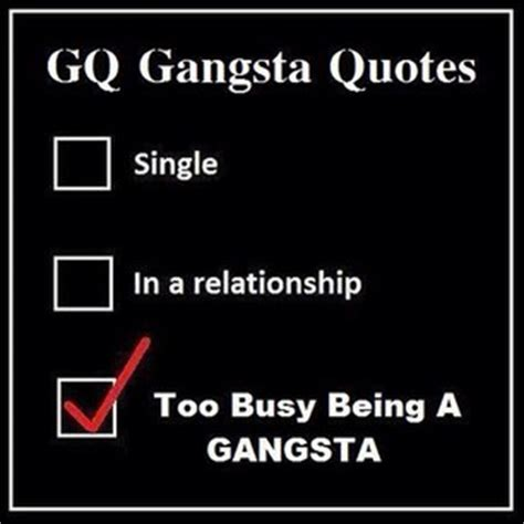 gangsta quotes for instagram