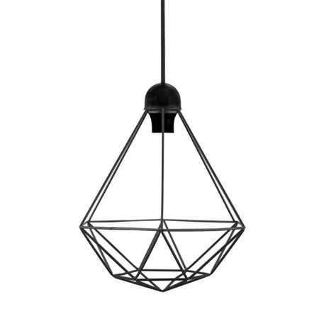 Black Pendant Ceiling Light Nordlux Tees Cage Ceiling Pendant Light Black