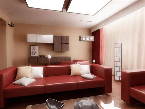 red furniture living room brown and red living room ideas