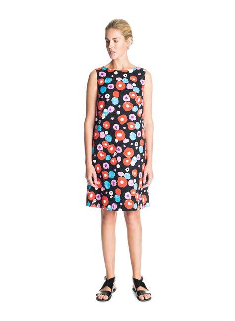 Dress Summer Floral 01 by Marimekko Floral Summer Dress Dresscodes