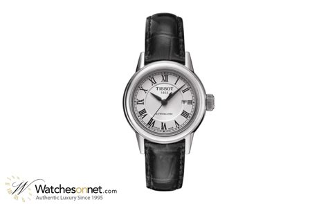Tissot Carson Automatic White Stainless Steel T085 207 11 Tissot Carson T085 207 16 013 00 S Stainless