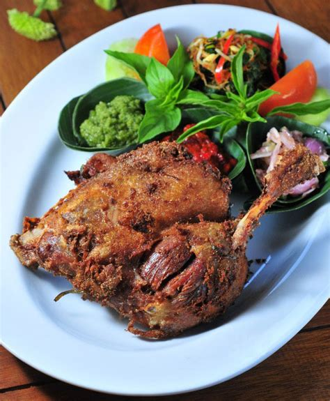 bebek dan goreng apih frozen resep spesial bebek goreng bali yang menggugah selera