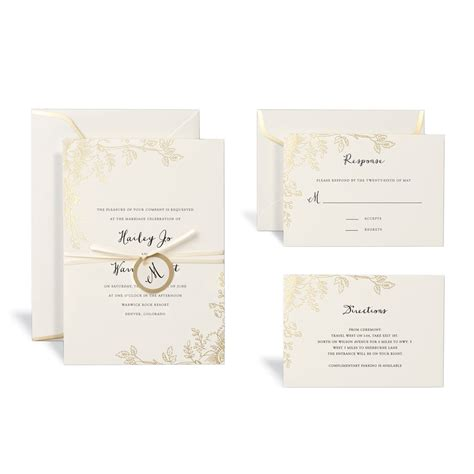 Unique Wedding Invitation Kits by Unique Wedding Invitation Kit Wedding Invitation Design