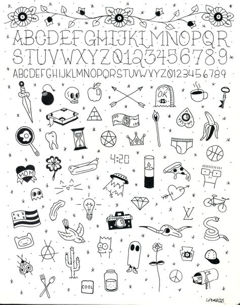 small tattoo flash stick and poke ideas resume simple templates