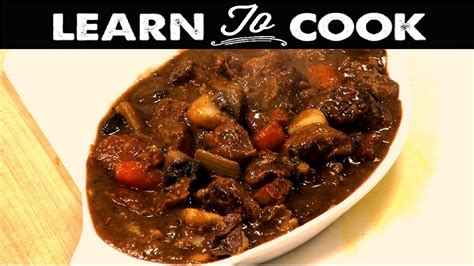 how to make a beef stew how to cook beef stew youtube