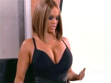 tyra banks just got a super short and super pretty pixie tyra banks breast tap updated by amac145 on deviantart