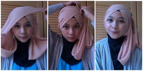 tutorial hijab yg cocok untuk berkacamata hijab tutorial cocok untuk acara pernikahan vemale com