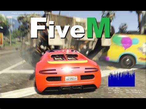 gta v fivem multiplayer mods ultra gameplay youtube