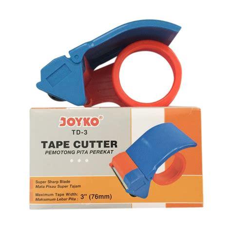 Cutter Biasa jual dispenser lakban 3 inch cek harga di pricearea