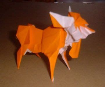 Origami Moose - for an origami mooseinstructions for an