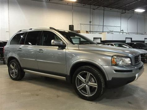 how cars run 2010 volvo xc90 electronic toll collection image gallery 2010 xc90 r design