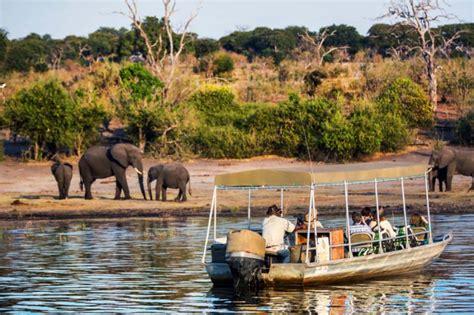okavango river boats luxury chobe and okavango houseboat safari zicasso