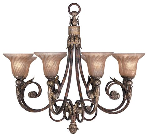 Bellagio Chandelier Ls Stile Bellagio Chandelier 225142st Traditional Chandeliers By Seldens