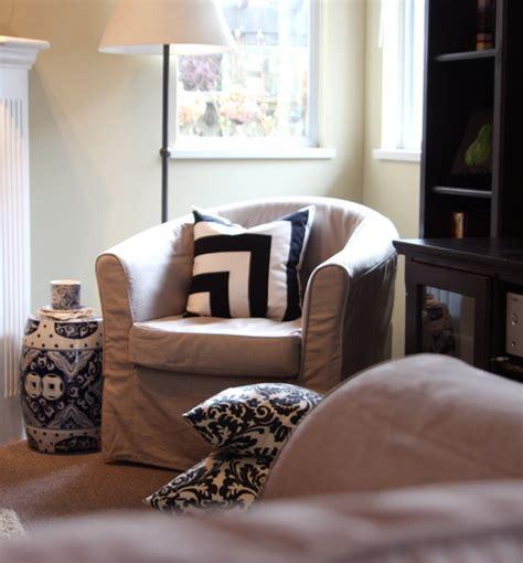 ikea tullsta slipcover custom ikea ektorp tullsta armchair slipcover in linen