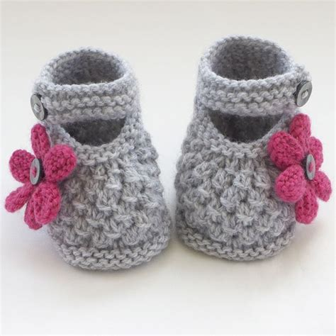 knit baby shoes pattern hand knitted baby shoes booties knitting socks and